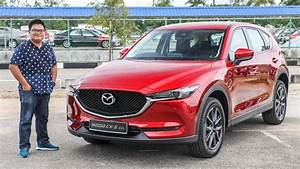 First Look  2017 Mazda Cx-5  2nd Gen  In Malaysia