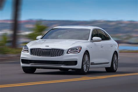 2019 Kia K900 Aims To Deliver A New Standard For Luxury