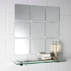 6pk mirror wall tiles 12 quot x12 quot mirror tiles home decor