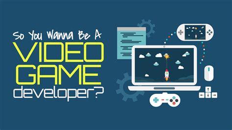game developers guide     video game developer