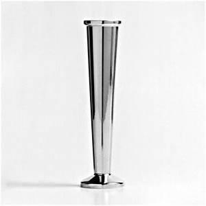 Pied Meuble Design : pied de meuble conique ~ Teatrodelosmanantiales.com Idées de Décoration