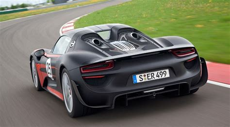 spyder porsche price porsche 918 spyder 2013 final specifications and prices