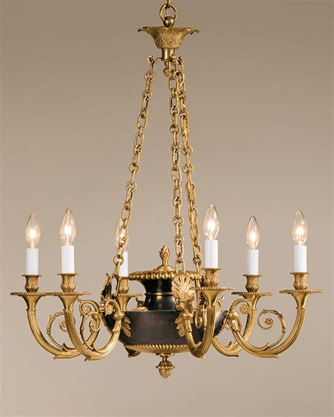 chandelier antique brass and antique bronze chandelier