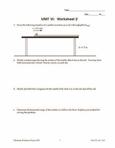 Unit Vi  Worksheet 2