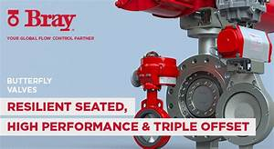 Butterfly Valves  Resilient  High Performance  Triple
