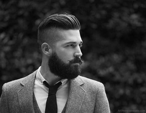 funky undercut hairstyles  men