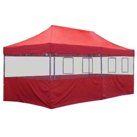 food vendor tent sidewalls flame retardant foodtentcom