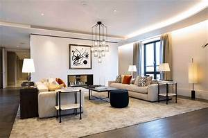 15 beautiful living room lighting ideas With how to pick the best living room lamps