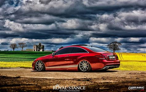 Mercedes C Class Coupe Modification by Tuning Mercedes E Class Coupe C207