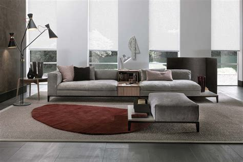 Poltrone E Sofa Divani In Microfibra : Taylor Sectional Sofa By Frigerio Poltrone E Divani