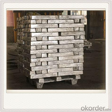 magnesium alloy ingot azb mg alloy ingot real time quotes  sale prices okordercom