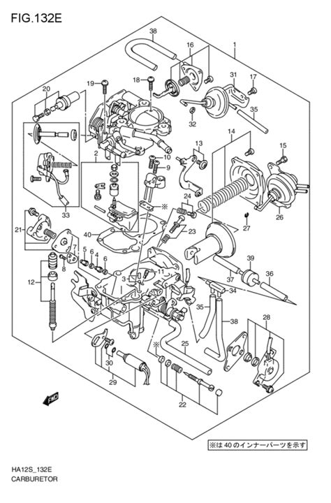 Suzuki Engine Diagram Auto Wiring