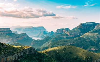 Africa South River Blyde Canyon 1600 Daily
