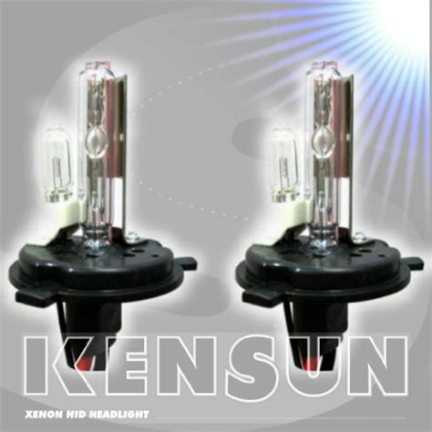 kensun hid xenon conversion kit quot all bulb sizes and colors quot with quot slim quot digital ballasts h4