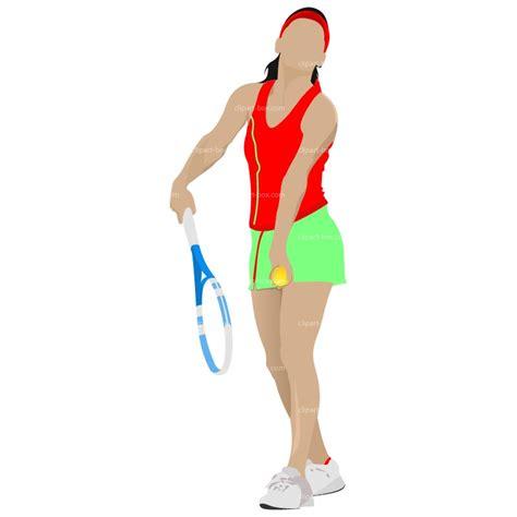 girl tennis clipart clipart panda  clipart images