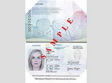 Australian passport Wikipedia