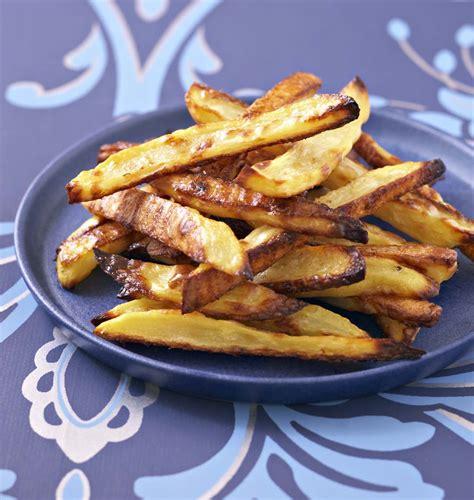 recette de cuisine sans four frites maison au four sans friteuse les meilleures