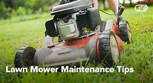 Maintenance Tips To Keep Your Lawn Mower Running Strong