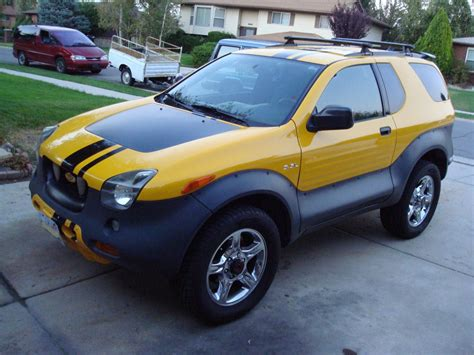 2001 Isuzu Vehicross by Kodiak1701 2001 Isuzu Vehicross Specs Photos