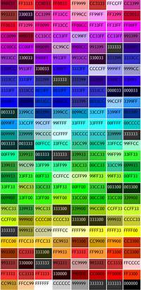 what are good color combinations Choosing a Good Color Combination for Your Website Design. A Begginer's Guide - Thought Mechanics