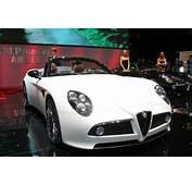 Cars World Alfa Romeo 8C Spider