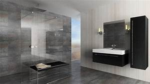 Douche À L Italienne Moderne : douche l 39 italienne le guide d 39 installation en ligne ~ Voncanada.com Idées de Décoration