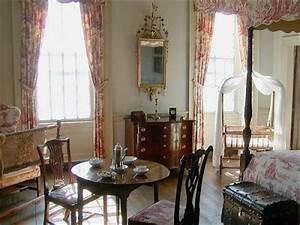 Bedroom At Stratford Hall Birthplace Of Robert E Lee