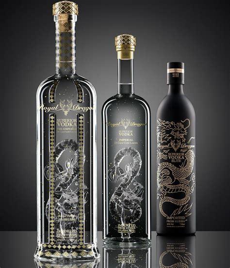 royal dragon superios vodkas