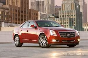 2008 Cadillac Cts Long Term Road Test