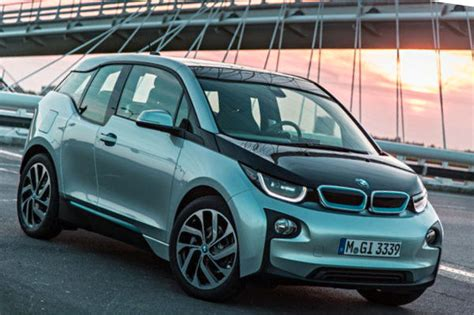 Bmw Plans To Increase Production Of The I3 Model Because