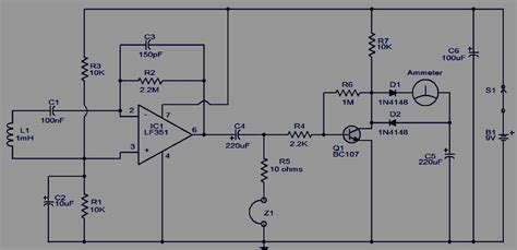 Electromagnetic Field Sensor Free Electronic