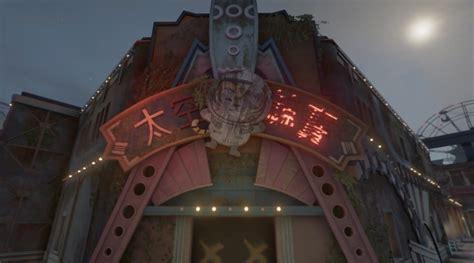 Rainbow Six Siege S Theme Rainbow Six Siege 39 S Free Map Is Set In A Theme Park