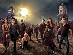 Vampire Diaries Season 6 Cast Promo Pics & Interviews ...