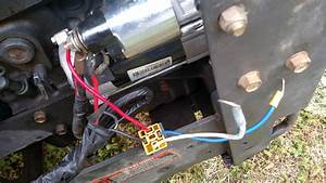 Have A Kubota Zd331 That Someone Has Replaced The Starter
