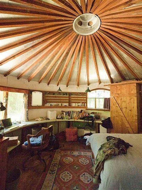 moon  moon camping season part  yurts