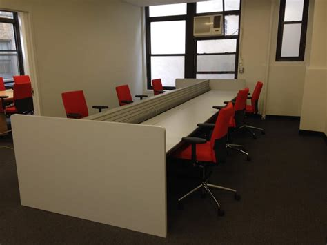 Capital Trading Desks Manufactured By Lacour Saraval