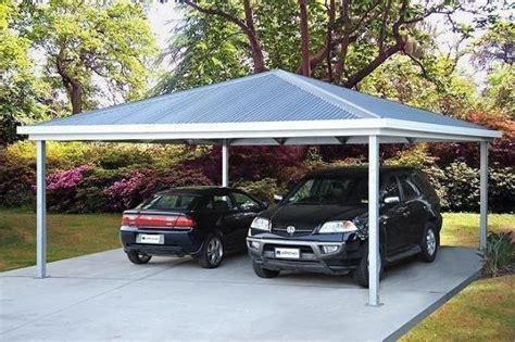 hip roof carport plans style beyond basic carports 3 stylish sheds for your vehicles
