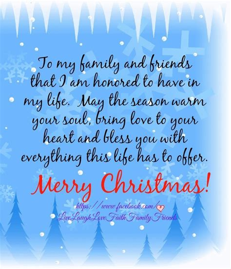 These christmas quotes would hopefully give you joy this holiday season. Who doesn't love Christmas with their family & friends! | Christmas wishes quotes, Christmas ...