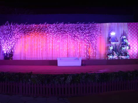mumbai indian wedding reception decorators  planners