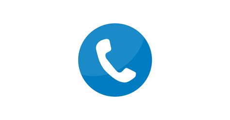telephone icon png blue blue phone icon png clipart best