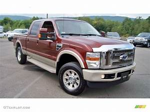 2008 Ford F250 Super Duty King Ranch Crew Cab 4x4 Exterior