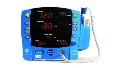 GE Carescape V100 Dinamap Vital Signs Monitor   Numed