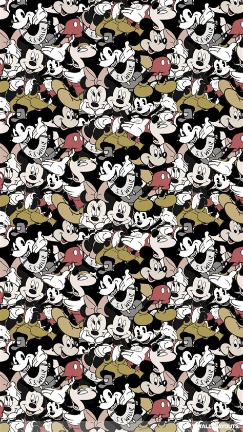 Mickey And Minnie Mouse Pic Mickey Mouse Montage My Disney Addiction Pinterest Mickey Mouse Mice And Disney Fun