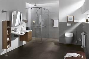 Exklusive Waschtische Bad : seniorenbad barrierefrei und komfortabel wohnen ~ Markanthonyermac.com Haus und Dekorationen