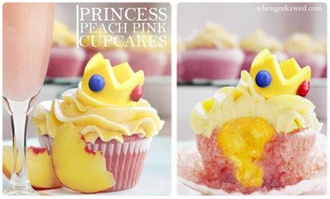 Princess Peach Cupcakes On Global Geek News Peach