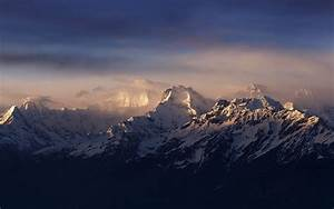 Mountains, Mount, Everest, Wallpapers, Hd, Desktop, And