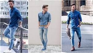 Double-denim-trend-men-compressed - BuzzInViral