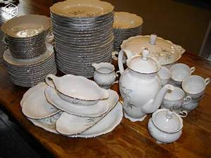 Service Vaisselle Porcelaine : service de table bavaria ~ Teatrodelosmanantiales.com Idées de Décoration