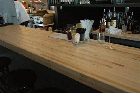 Butcher Block Bar  Bar Top  Pinterest  Butcher Blocks