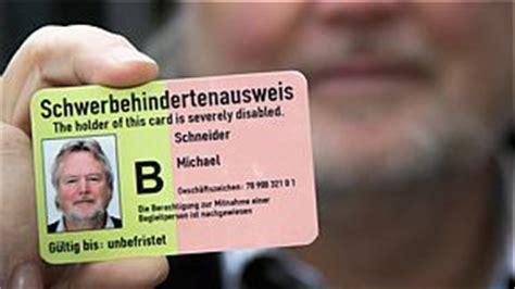 schwerbehindertenausweis g parken landesportal schleswig holstein landesamt f 252 r soziale